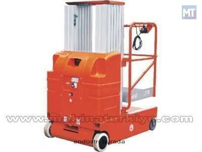 Çift Bomlu Elektrikli Çalışma Platformu / Hidros Amwp7.5-2000