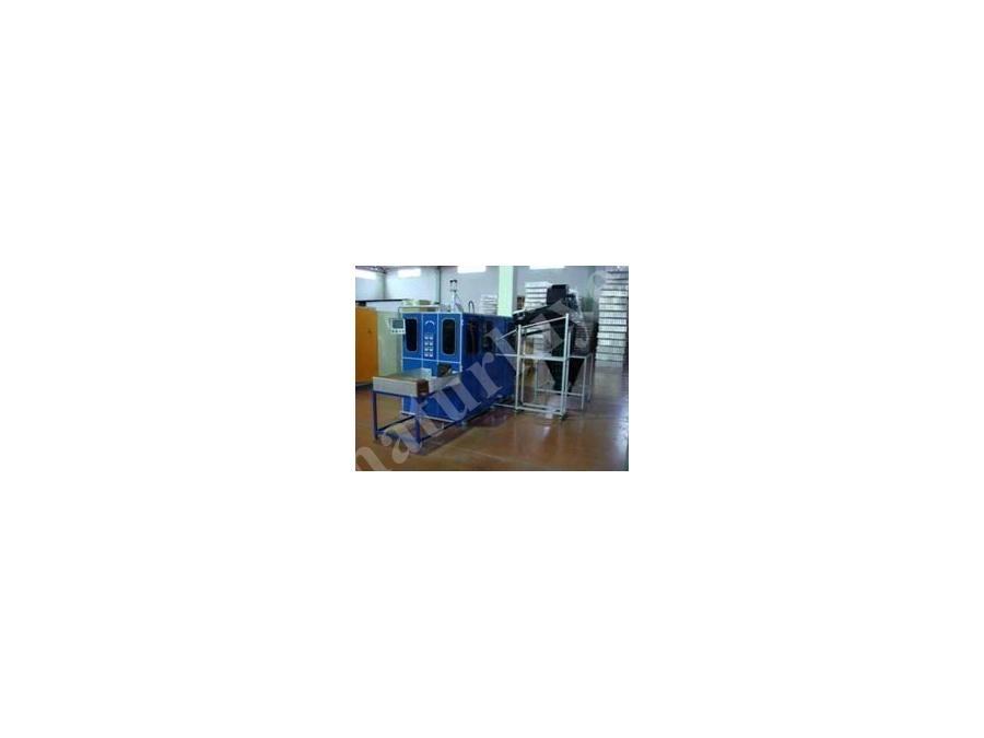 Su Ve Süt Ürünleri İçin Pet Şişe İmalatı Makinası  ( 0.2-5 Lt )