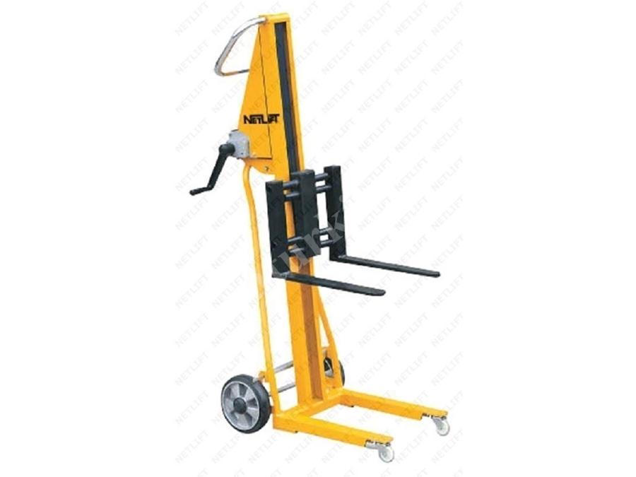 Mini Manuel İstif Makinesi 120 Kg / Netlift Nl-Pm 120