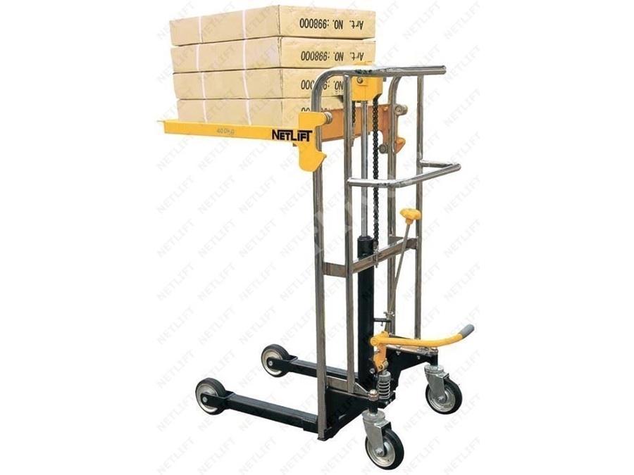 Mini İstif Makinesi 400 Kg / Netlift Nl-Fp 0412