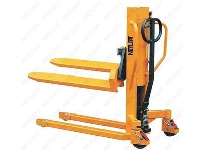 Ergonomik Manuel İstif Makinesi 800 Kg / Netlift Nl-Lt 0892