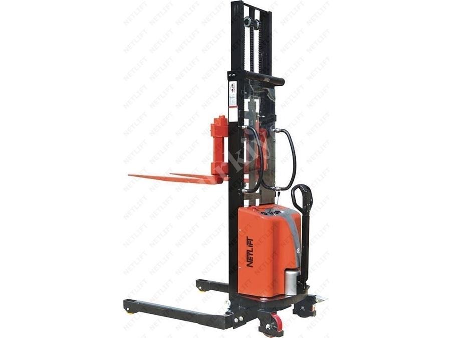 Akülü İstif Makinesi 1000 Kg / Netlift Nl-Spm 1025w