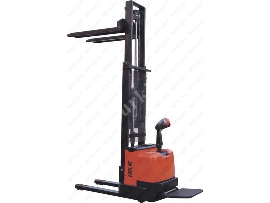 Akülü İstif Makinesi 1.2 Ton / Netlift Nl-Cs 1232 Ffl