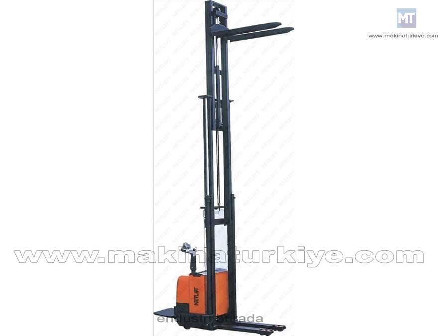 1.5 Ton Akülü İstif Makinesi / Netlift Nl-Cs 1550