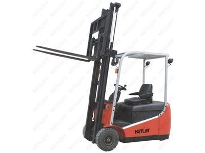 Akülü 3 Tekerlekli Forklift 1.6 Ton / Netlift Nl-Fe3r16 Ac