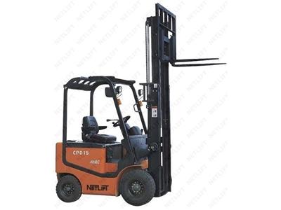Akülü 4 Tekerlekli Forklift 1.6 Ton / Netlift Nl-Fe4f16