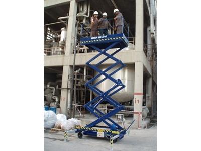 Makaslı Hidrolik Platform ( 8,4 Mt )