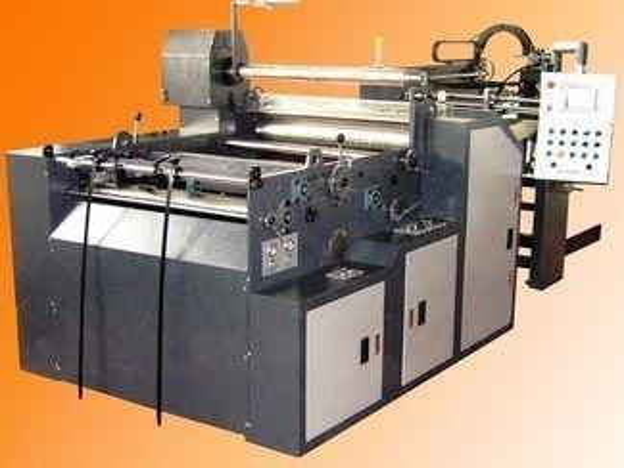 Termal Selefon Kaplama Makinası