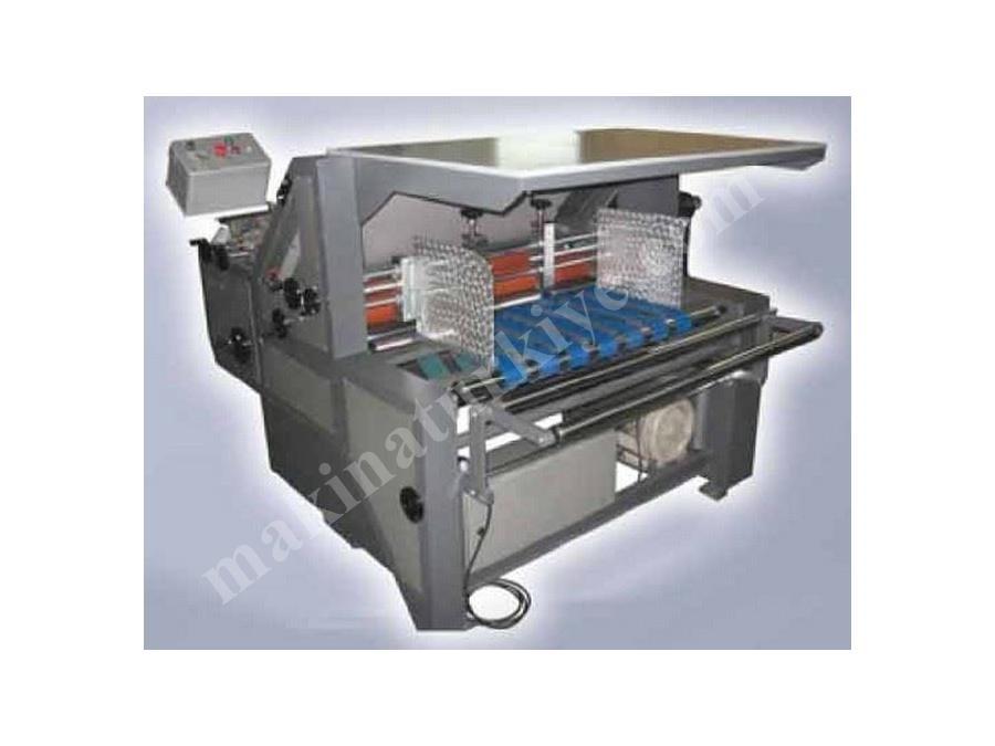 Yarı Otomatik Sıvama Makinası