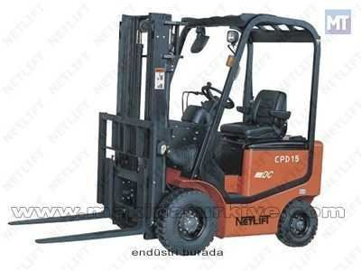 2 Ton Dizel Forklift / Netlift Fd20b