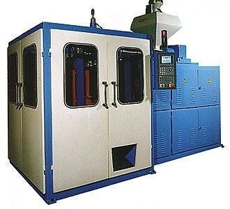Plastik Şişirme Makinası - Tek İstasyon