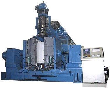 Akümülatör Kafalı Plastik Şişirme Makinası / Demak Dm Spb140