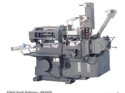 Etiket Baskı Makinası / Ronan Rn280a