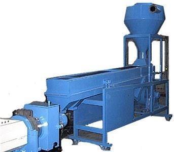 Plastik Granül Makinası ( 100 Mm )
