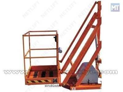 Teleskopik Forklift Platformu / Netlift Nl-Fp