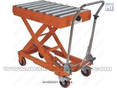 Konveyör Makaslı Platform 500 Kg / Netlift Nl-Tf 50 R