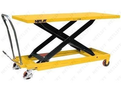 Makaslı Manuel Platform 500 Kg / Netlift Nl-Tg 50
