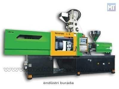 Çoklu Renk Plastik Enjeksiyon Makinası  RAINBOW-001
