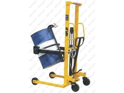 Varil Çevirme Makinesi 350 Kg / Netlift Nl-Ytc