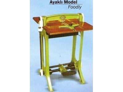 Ayaklı Zımba Perforaj (Pilyaj) Makinası