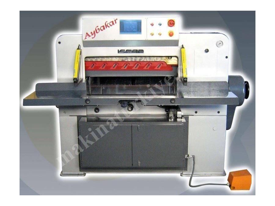 Giyotinli Kesim Makinası