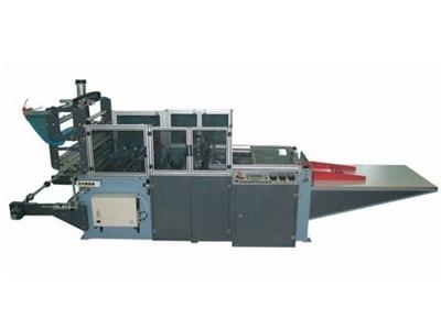 Plastik Poşet Kesme Ve Yapıştırma Makinası ( 200 Ad/Dak )