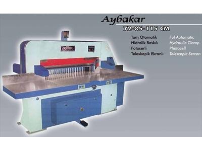 Otomatik Kesim Makinası ( 72 Cm )