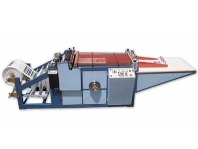 Plastik Poşet Kesme Ve Yapıştırma Makinası ( 120 Ad/Dak )