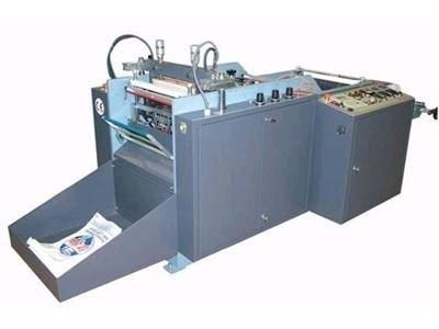 Otomatik Atlet Poşet Kesim Makinası ( 300 Ad/Dak )