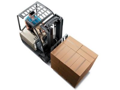 1.25 Ton Tekerlekli Denge Ağırlıklı Forklift