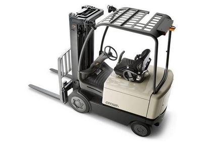 2.5 Ton Tekerlekli Denge Ağırlıklı Forklift / Crown Fc 4510 2.5