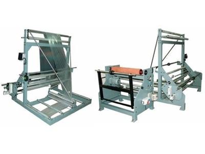 Poşet Katlama Makinası