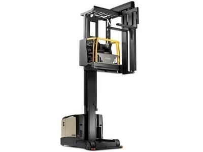 Dar Koridor Sipariş Toplama Ve İstif Makinesi 1.5 Ton / Crown Tsp 6000-1.0 Ton