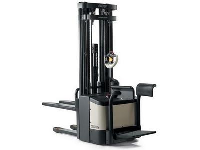 1.25 Ton Katlanabilir Platformlu Elektrikli İstifleme Makinesi / Crown Wd 2330-2...