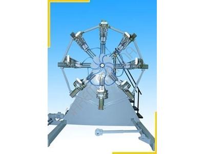 Boru Sarıcı Makinası / Sarem S-Bs-001