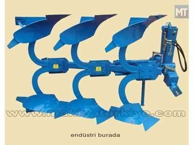 Döner Kulaklı Pulluk / Turan T-P-007