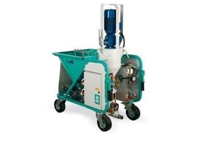 Hazır Alçı Ve Sıva Makinesi ( Hazne 110 Lt )