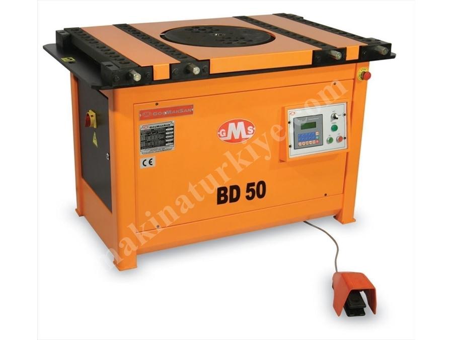 Demir Bükme Makinası / Gms Bd 50