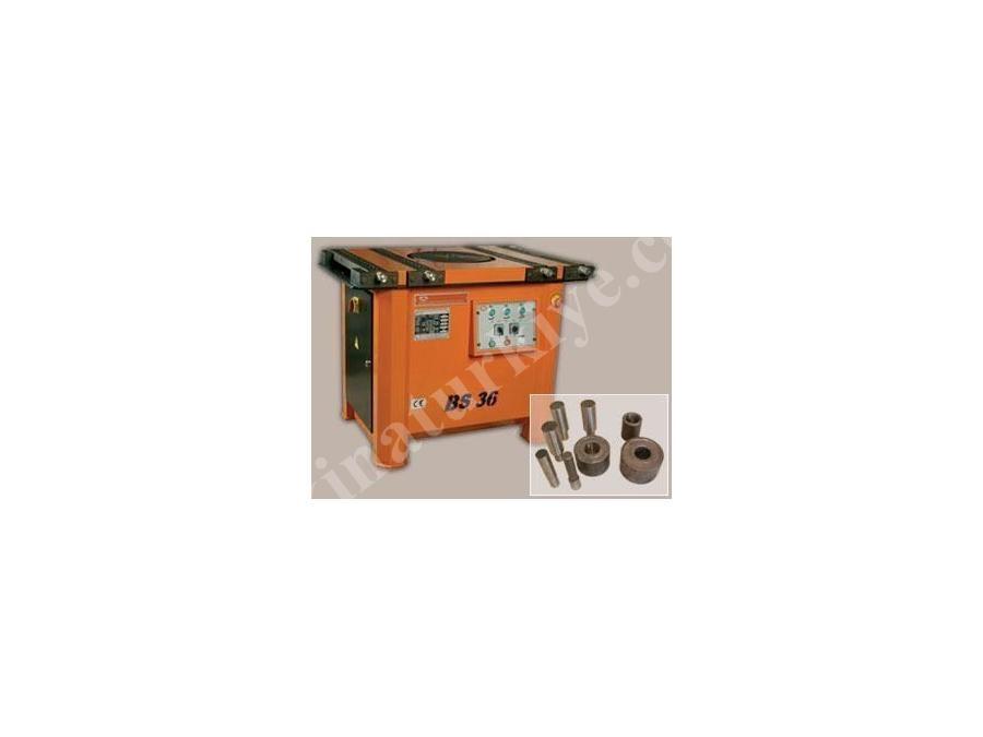 Mekanik Demir Bükme Makinası / Gms Bs 36 Yeni Tip