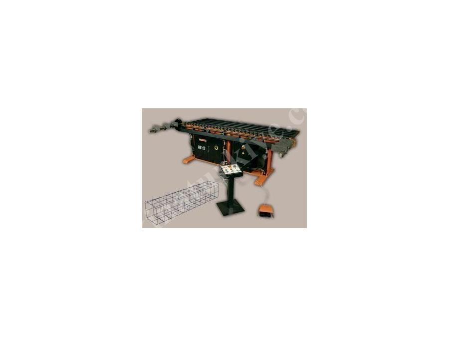 Hasır Demir Bükme Makinası