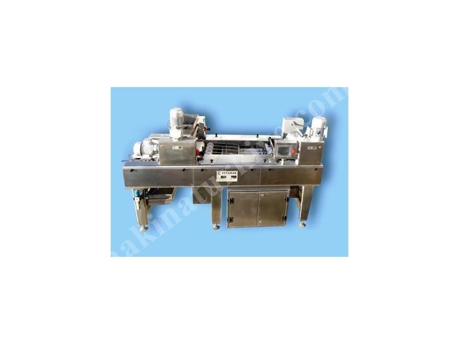 Krema Sürme Makinası
