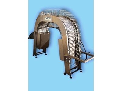 Yaprak Soğutma Makinası