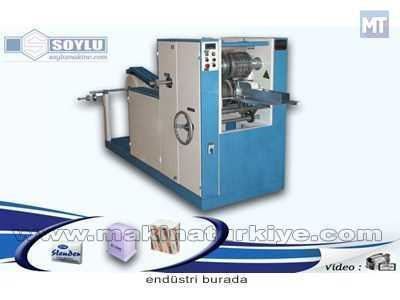 Dispenser Peçete Makinesi