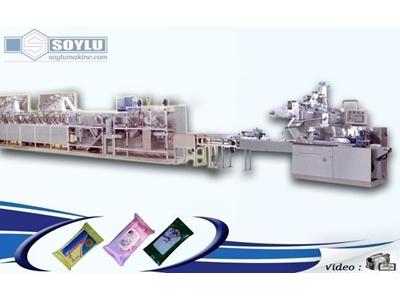 Islak Havlu Makinesi / Soylu S-580