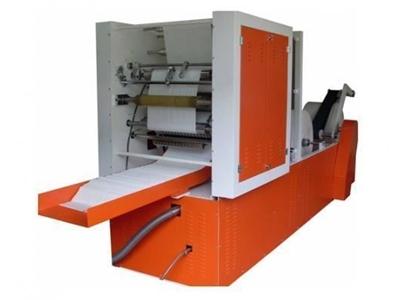 Katlama Kutu Mendil Makinesi ( 1400 yaprak /dak )