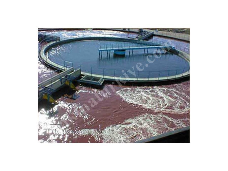 Biyolojik Atık Su Arıtma Sistemi