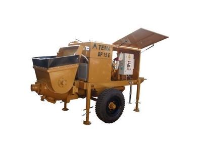 Sabit Beton Pompası 22 Kw