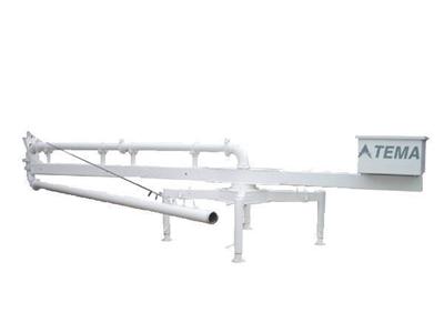 Mekanik Beton Dağıtıcı / Tema Bt-10 M