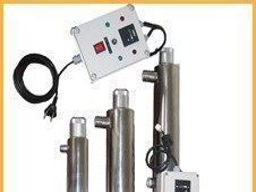 Ultraviolet Sterilizasyon Sistemi / Asya A-Uds-001