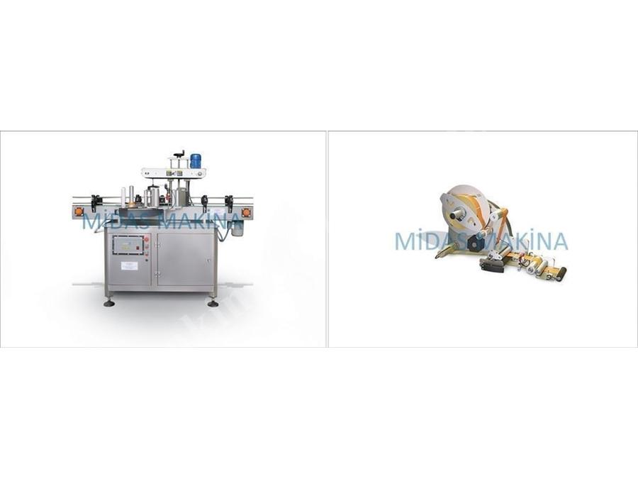 Otomatik Self Etiketleme Makinesi 6000 Ad / Midas Makine Mlm-1